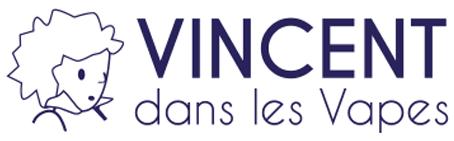 Logo boutique vincentdanslesvapes.fr