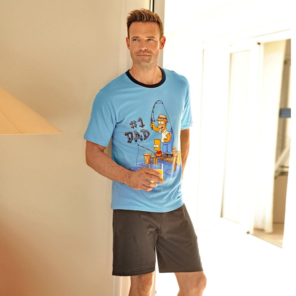 pyjashort homme parfait pour tre l 39 aise durant la nuit. Black Bedroom Furniture Sets. Home Design Ideas