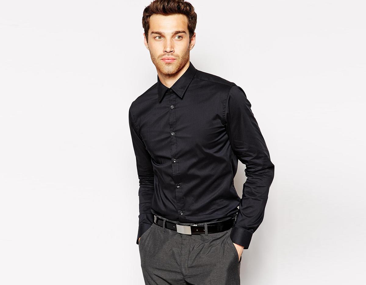 Chemise dans pantalon