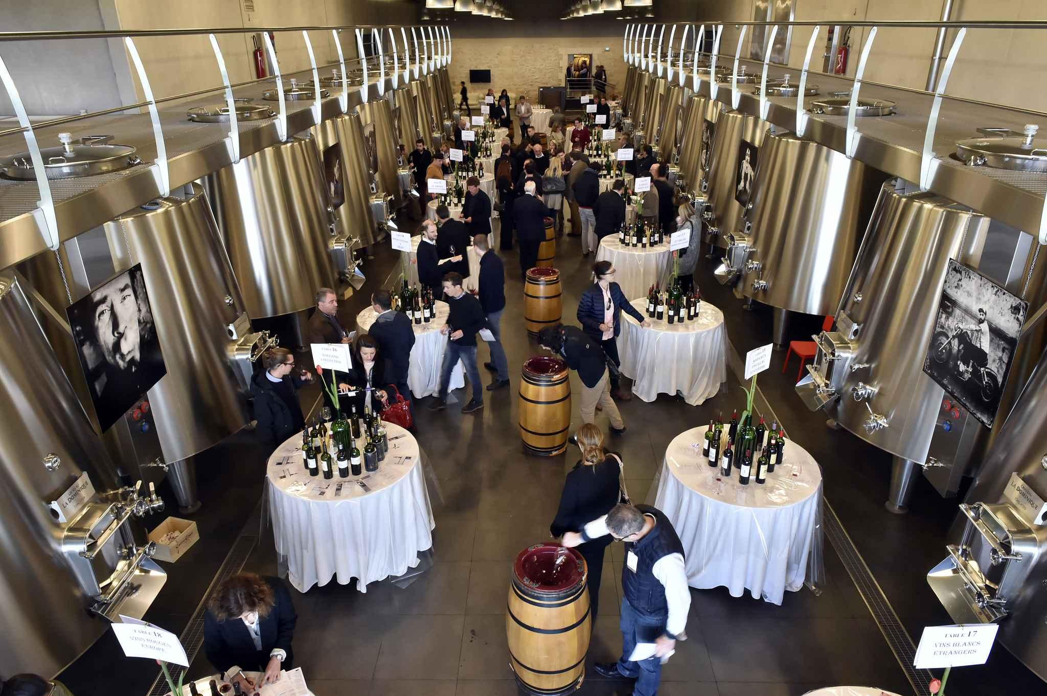 Le vin primeur peut être une bonne source de revenus