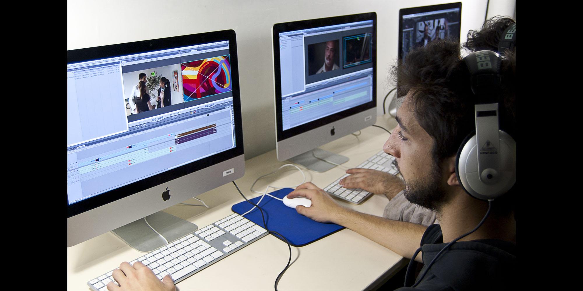 Ecole audiovisuel: partager le succès d'une réalisation