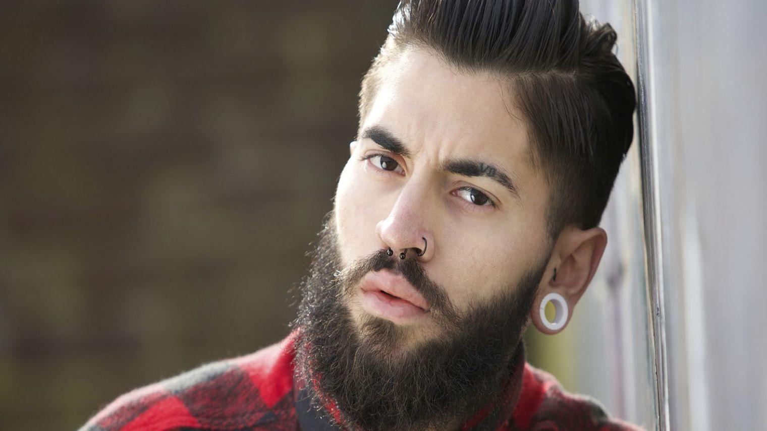 Faire pousser sa barbe pour être respecté