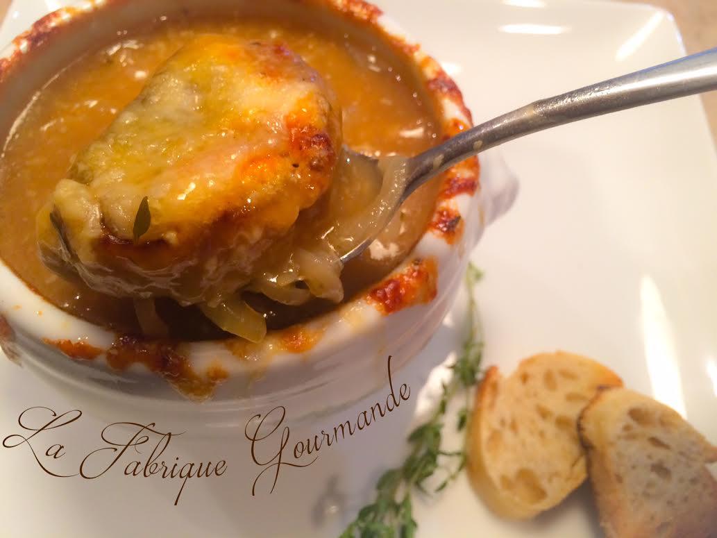 Comment faire une soupe a l 39 oignon - Comment faire une soudure a l etain ...