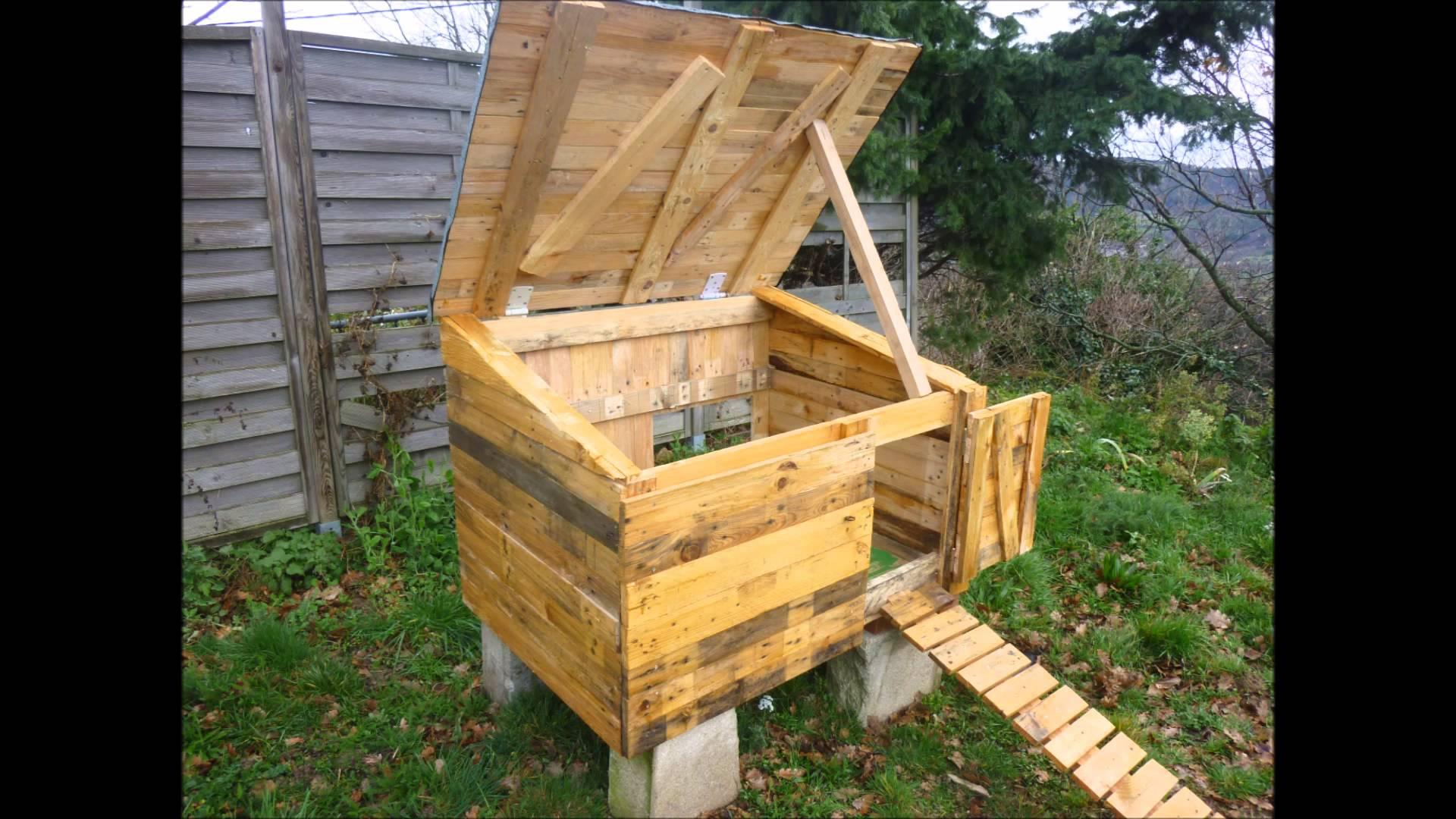 Construction en palette construction la maison avec les - Cabane jardin toys r us saint etienne ...