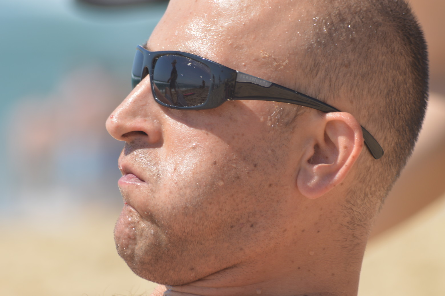 comment transpirer du visage. Black Bedroom Furniture Sets. Home Design Ideas