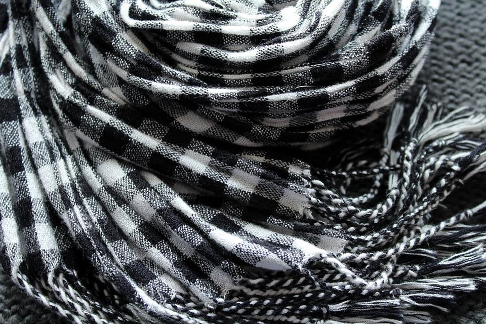écharpe pour homme